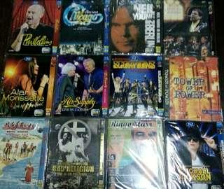 Dvd concerts