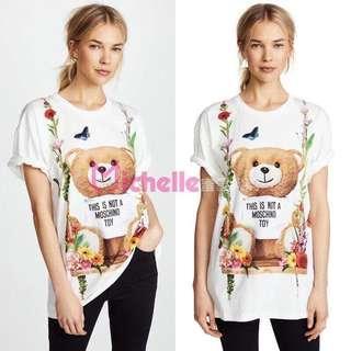 Bear moschino