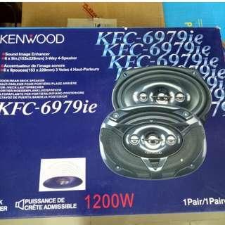 KENWOOD SPEAKER BUJUR 6x9 INCH 1200WATT