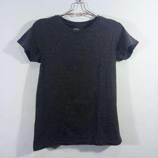 Origin basic t-shirt dark grey