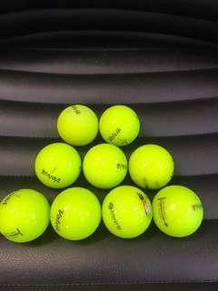 Volvik Golf balls 9 pcs