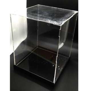 Display Case Acrylic box Dust Proof case