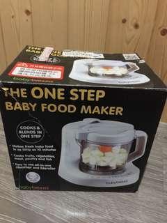 🚚 Baby Brezza副食品調理機