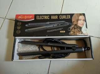Hair curler 2in1