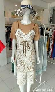 Lace Dress Free Inner