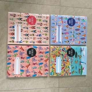 Paper Stone Notebooks
