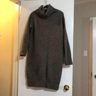 Aritzia Community Sweater Dress
