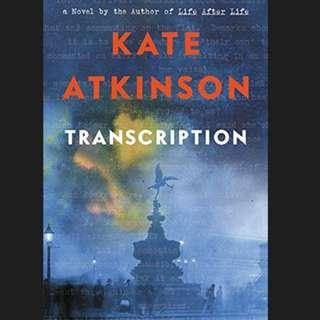 (Ebook) Transcription - Kate Atkinson