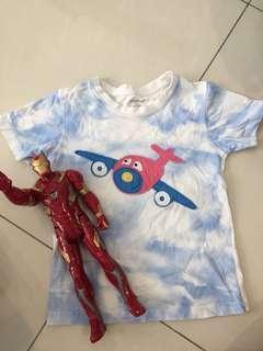 Aeroplane tshirt
