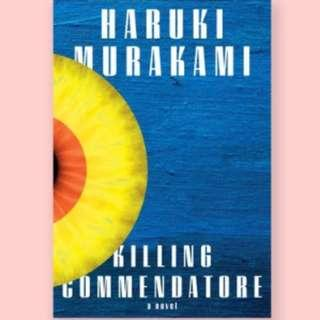 (Ebook) Killing Commendatore - Haruki Murakami