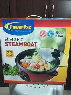 PowerPac electric steamboat 3.3L