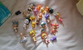 Twozies figurines