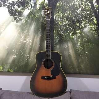 Pre love Yamaha Guitar