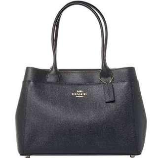 Authentic Quality Coach Bag Shoulder Bag Long Handle Leather Bag Handbag Coach Leather Collections Women's Bag