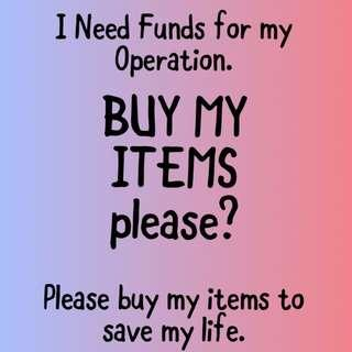 Funds for My Operation