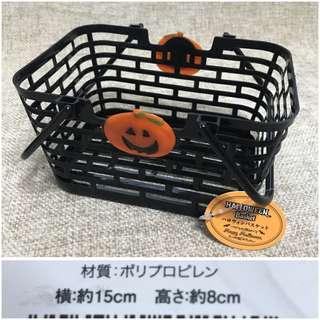 Halloween mini basket