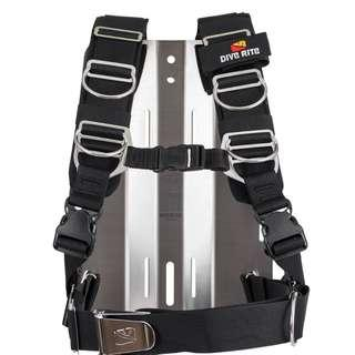Diverite Transplate Harness w/ Backplate