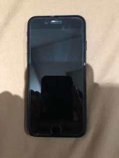 Iphone 7 128 gb Black Matte Second/Bekas