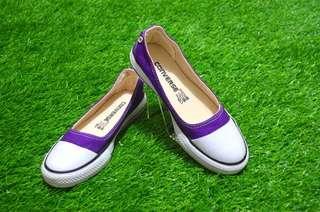 Sepatu Converse All Star Purple FSL