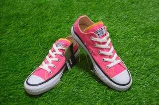 Sepatu Converse All Star Pink Ox