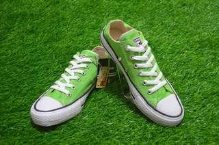 Sepatu Converse All Star Exo Green  Ox