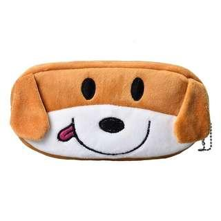 *Clearance* - 3D Cartoon Pencil Case, Pencil Box, Makeup, Cosmetic Pouch - Dog Kid (FREE POSTAGE) Left 2