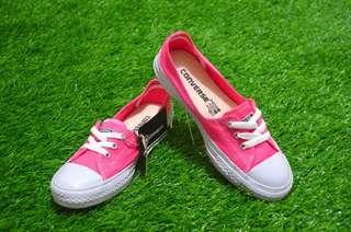 Sepatu Converse All Star Pink LS