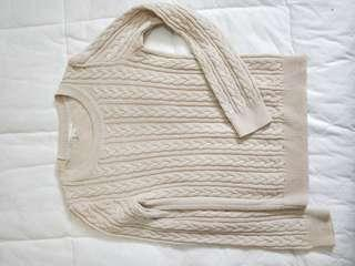 H&m cotton sweater