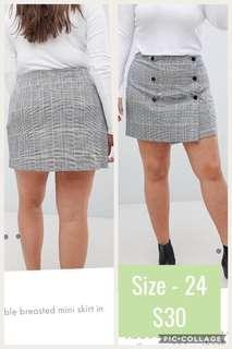 ASOS Curve skirt