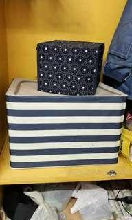 Storage bin boxes