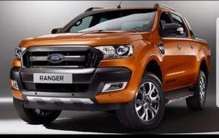 2019 Ranger Wild truck