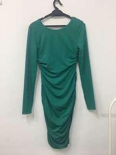 Kookai Hugging Body Dress