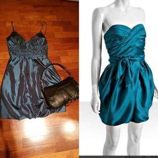 Bcbg Satin Dress