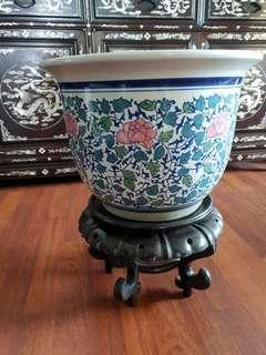 Flower pot planter