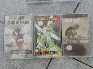 Kaset Linkin Park 3 album