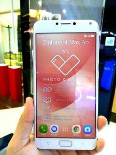 Zenfone 4 Max Pro 5000 mAh Kredit Tanpa Cc