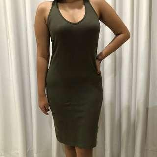 New Brand H&M dress body fit