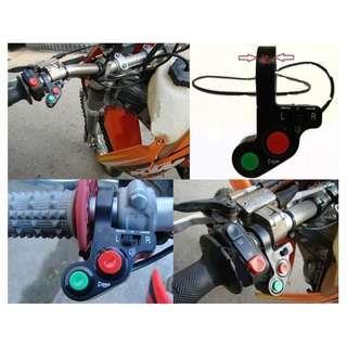 Switch Tambahan Moge, Trail, Motor