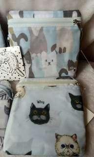 🚚 【kiki貓咪專業賣場】不交換議價的。日本收納袋。很輕薄哦。