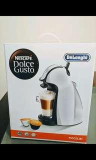 Brand New White DeLonghi Coffee Machine