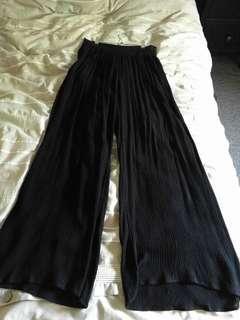 JeansWestblack flowy pants