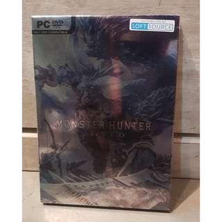 PC Monster Hunter World (Brand New)