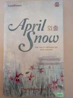 // NOVEL KolPri // APRIL SNOW