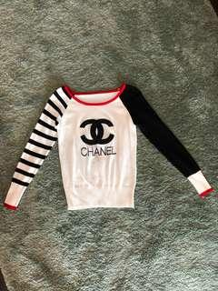 Chanel Sweater (not authentic)