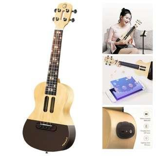 Xiaomi Populele U1 bluetooth smart concert ukulele (limited stock)