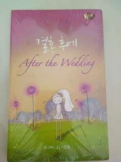 // NOVEL SEGEL // AFTER THE WEDDING