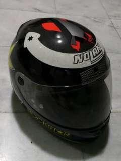 Nolan sparta helmet