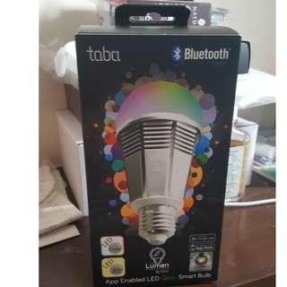 Tabu Lümen TL800 藍牙智能變色燈膽 light bulb bluetooth