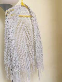Free mail! Knitted Shawl