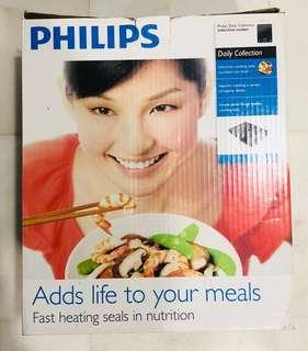 Philips HD4921 2000W Induction Cooker FOC Stainless Steel Pot